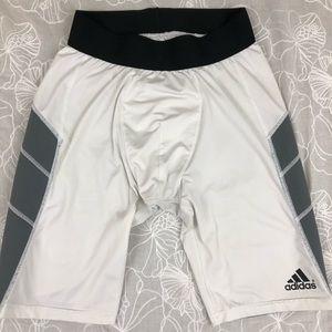 Adidas Climalite baseball sliding shorts